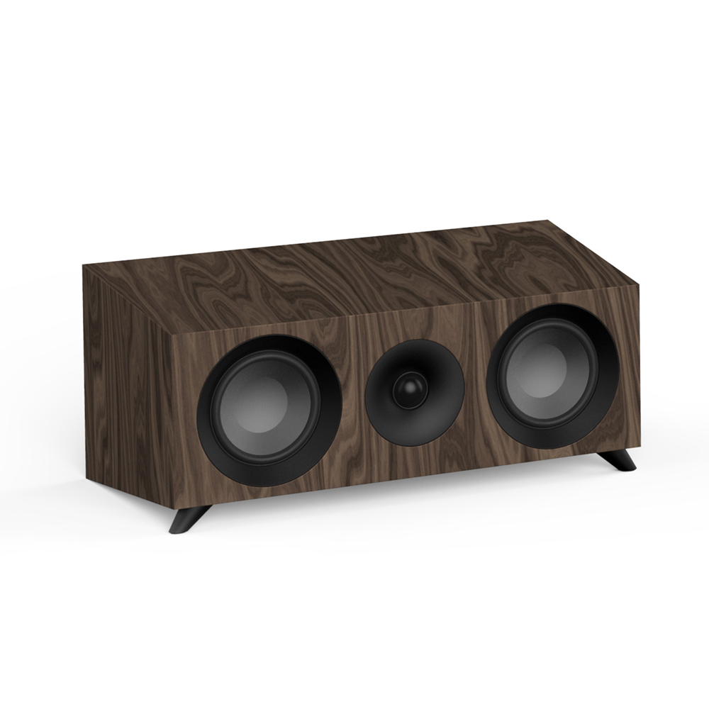 Jamo Studio series S 83 CEN-WL Walnut Center Speaker