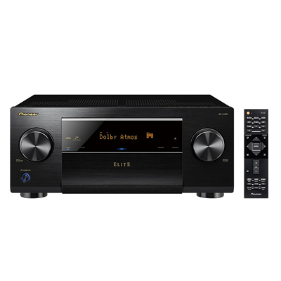 Pioneer SC-LX501 Black 7.2 Channel Network A/V Receiver