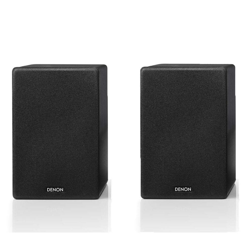 Denon SC-N10 Black 2 Way Bookshelf Speakers - Pair