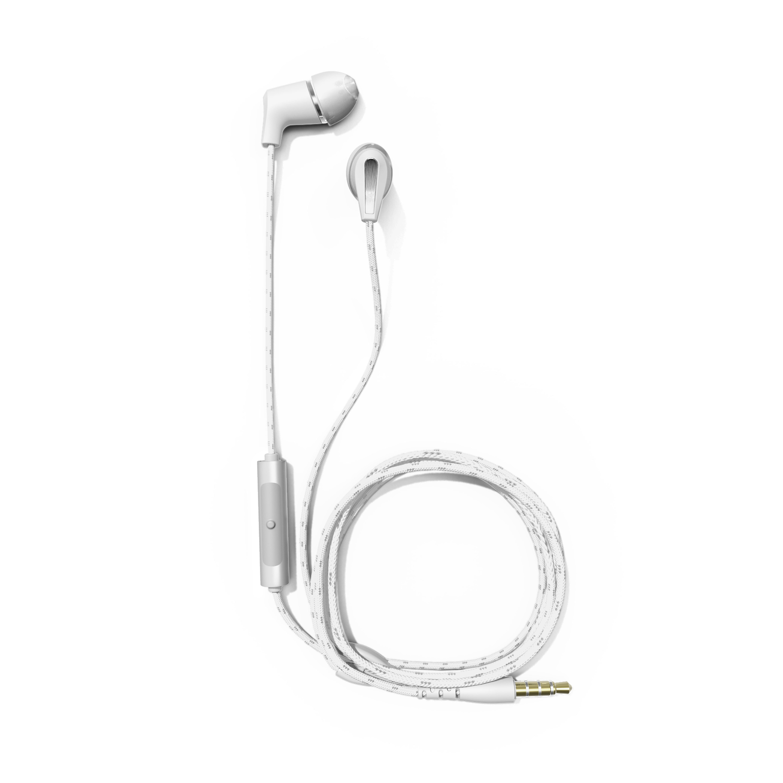 KLIPSCH T5M WIRED EARPHONES WHITE