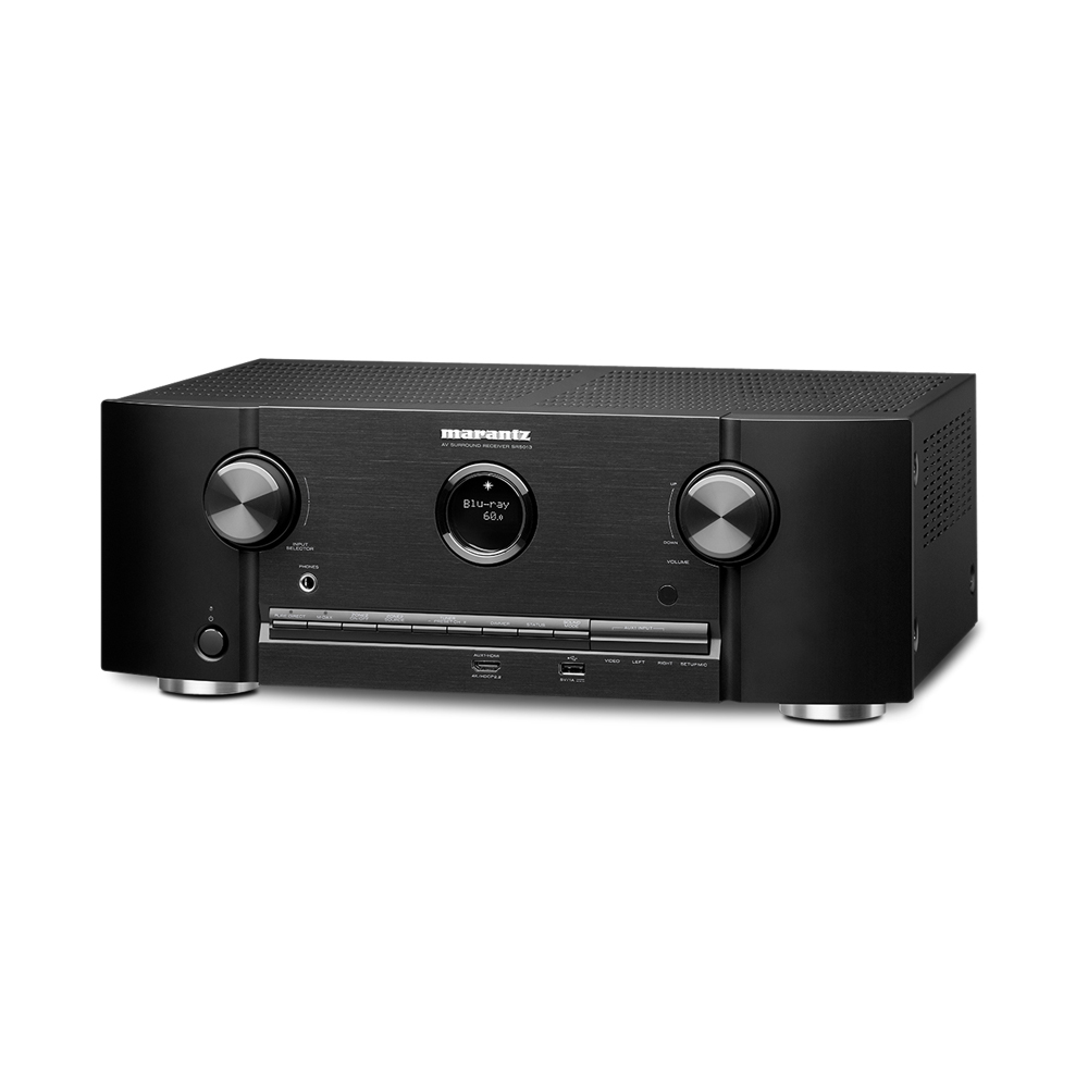 Marantz SR5013 Black 7.2 Channel A/V Receiver