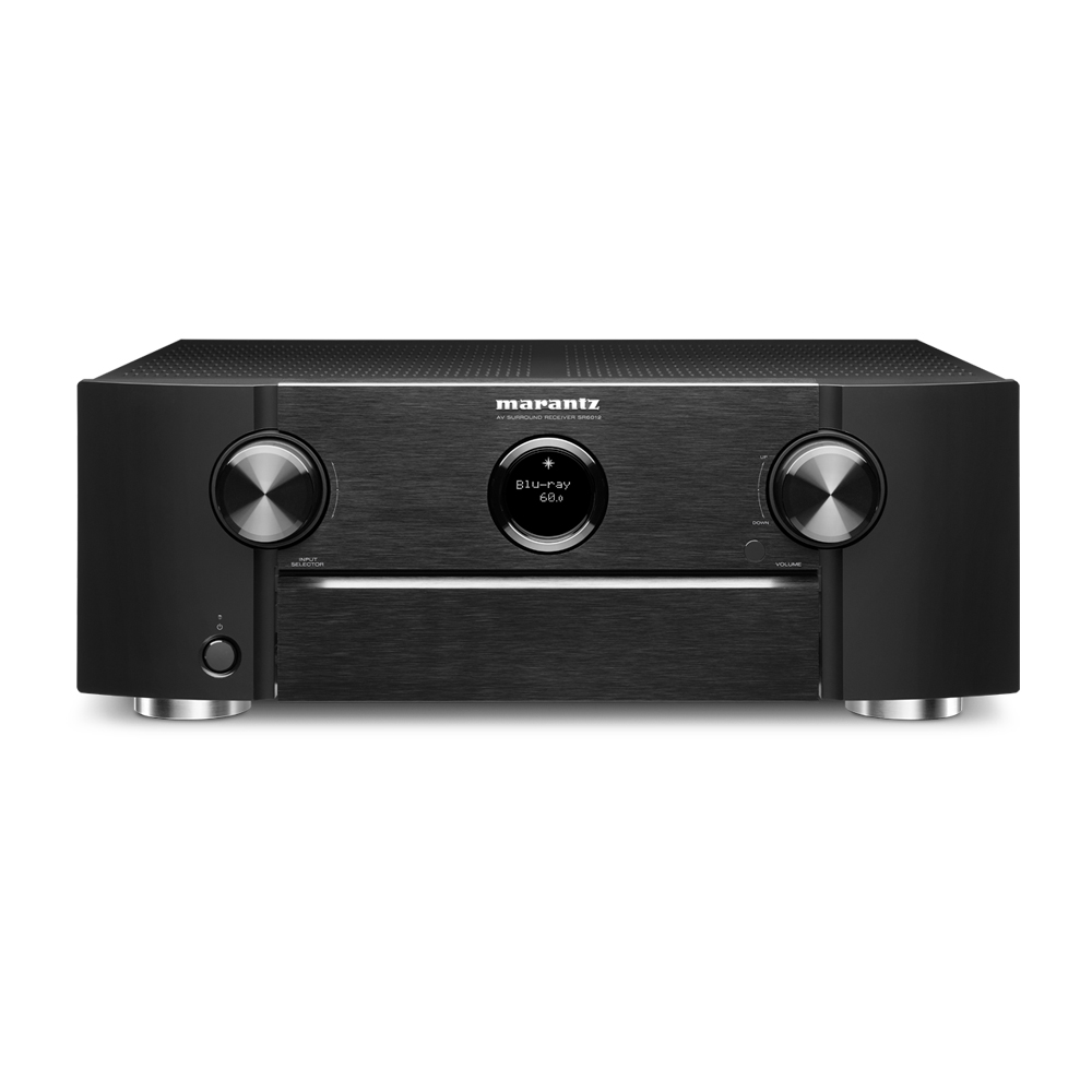 Marantz SR6012 9.2 Channel Network A/V Surround Receiver