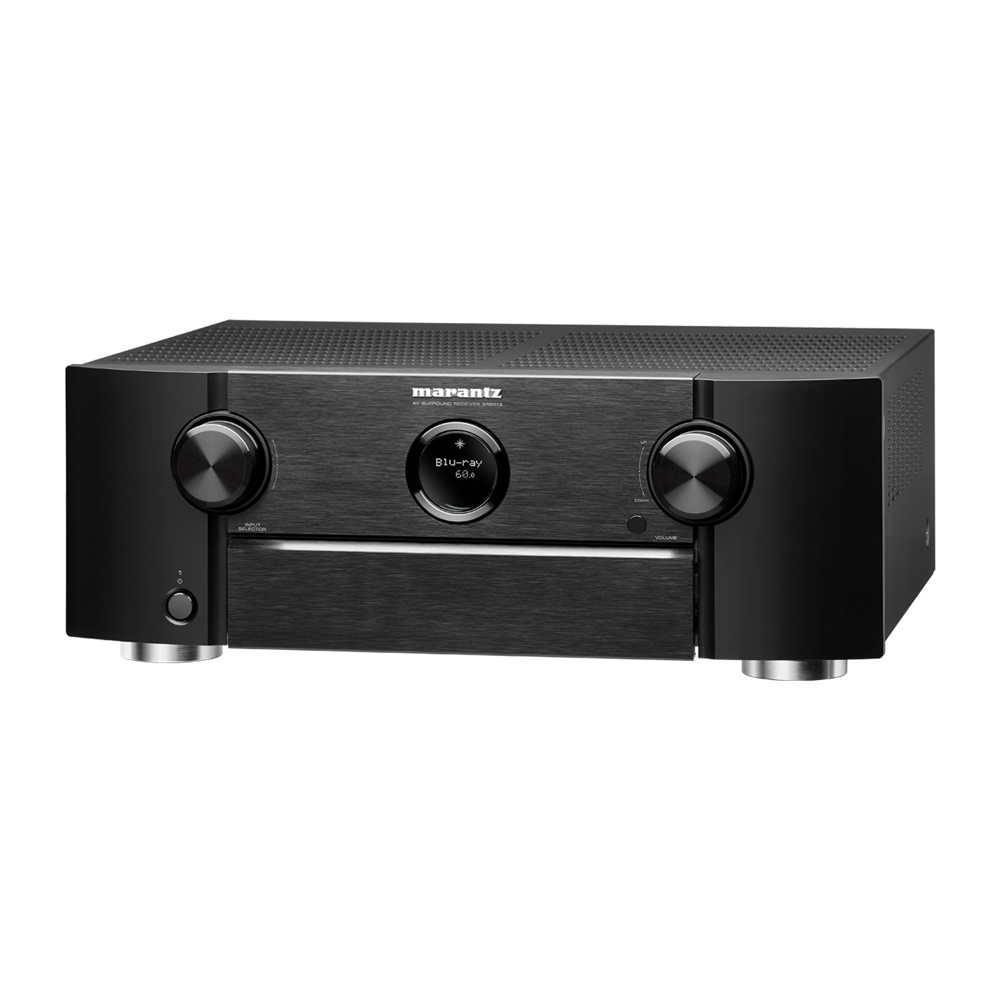 Marantz SR6013 Black 9.2 Channel 4K Ultra HD A/V Receiver