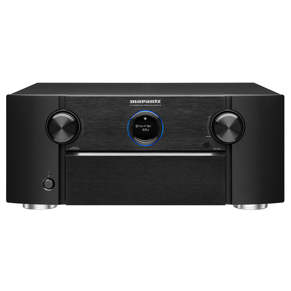Marantz SR7013 Black 9.2 Channel 4K Ultra HD A/V Receiver