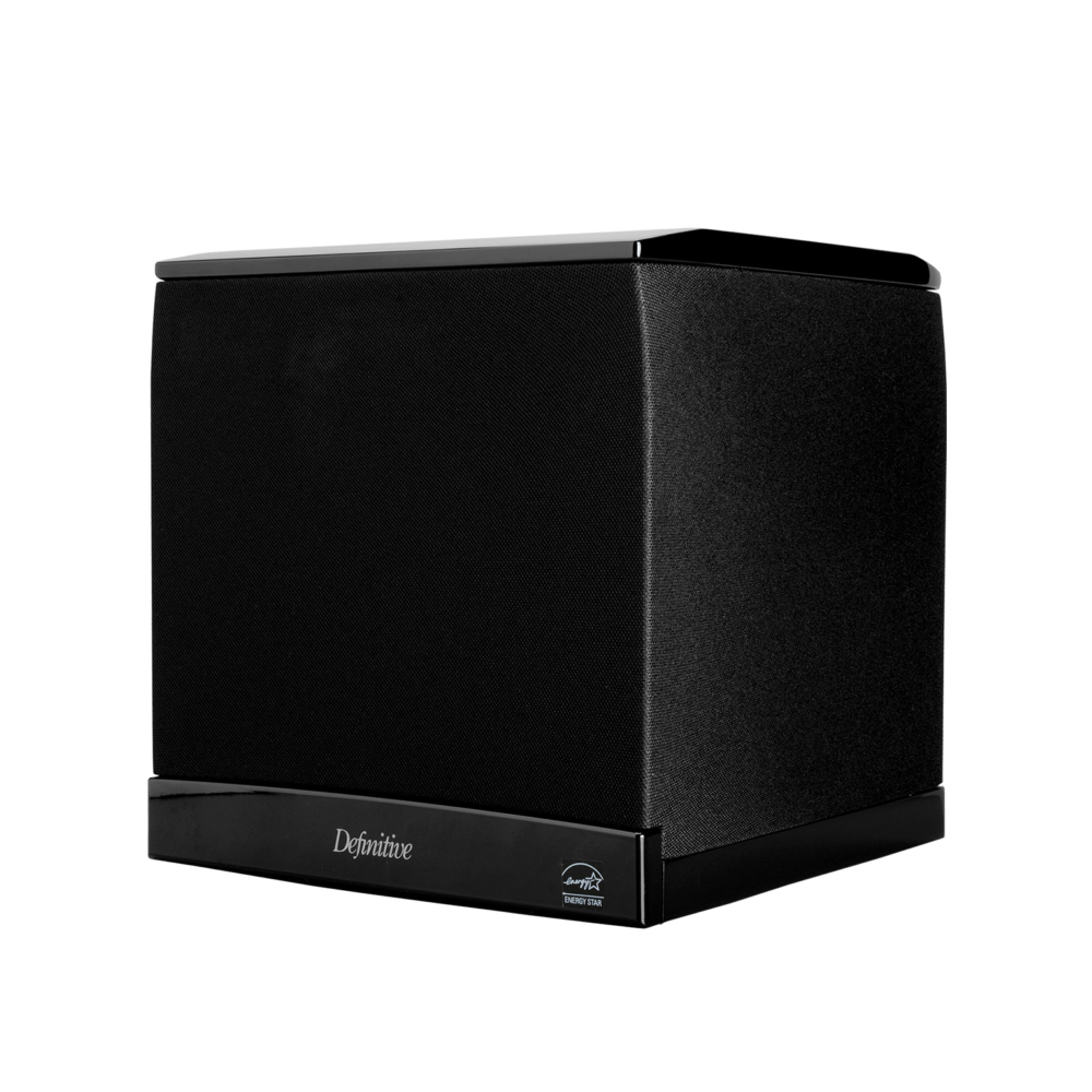 Definitive Technology SuperCube 4000 Black Subwoofer