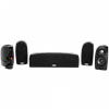 Polk TL-250-5-Pack Compact Home Theater Audio System