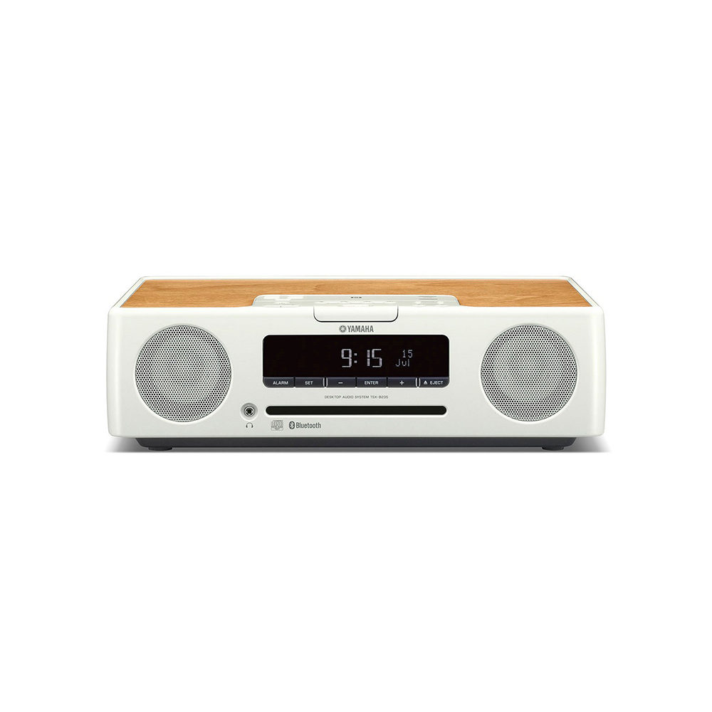 Yamaha TSX-B235WH White Desktop Audio System