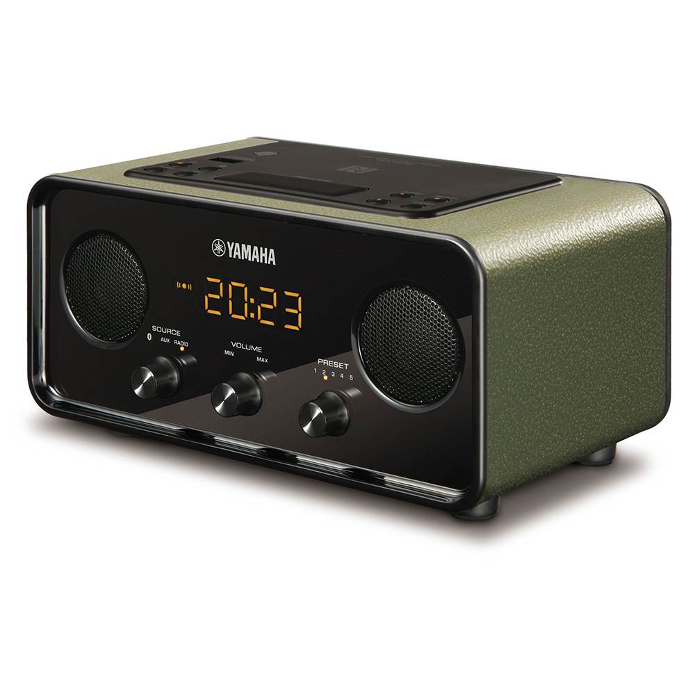 Yamaha TSX-B72DG Dark Green Desktop Audio System