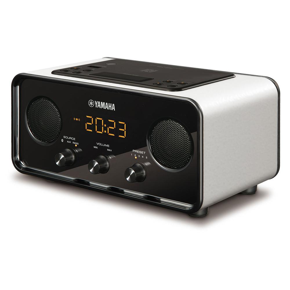 Yamaha TSX-B72WH White Desktop Audio System
