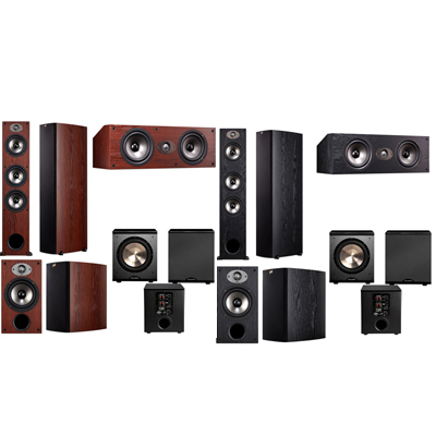 Polk Audio TSX440T 5.1 Tower System