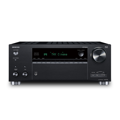 Onkyo TX-RZ730 Black 9.2 Channel Network A/V Receiver