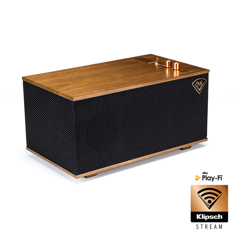 KLIPSCH THE THREE II WALNUT