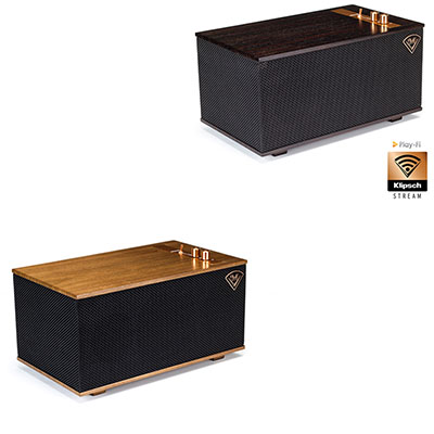 Klipsch The Three Wireless Tabletop Stereo System