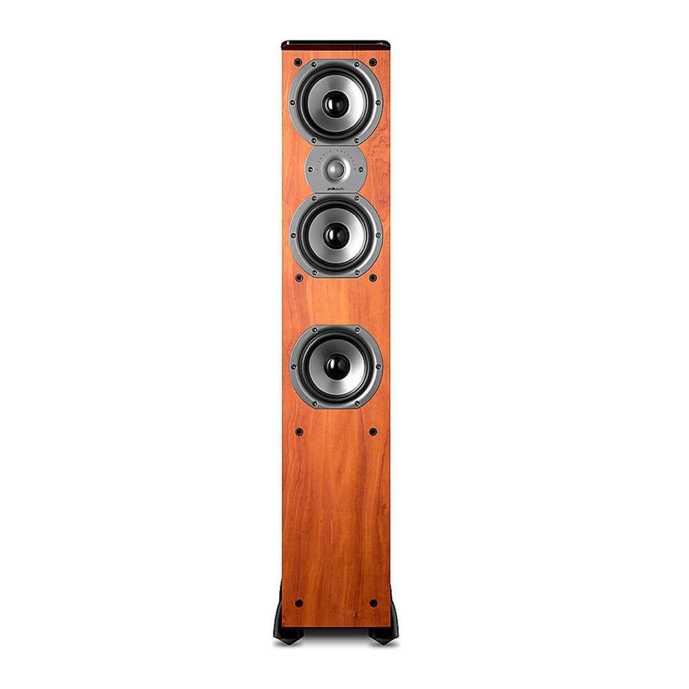 Polk Audio TSi Series Tsi-400-CH Cherry Floorstanding Speaker
