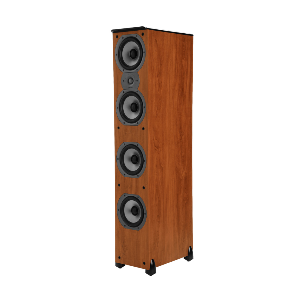 Polk Audio TSi Series Tsi-500-CH Cherry High Performance Tower Speaker