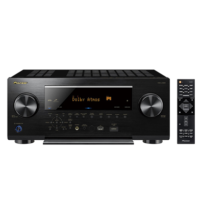 Pioneer VSX-LX503 Black 9.2 Channel Network A/V Receiver
