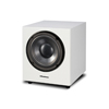 Wharfedale 8-inch WH-D8-WH White Sandex Active Bass Reflex Subwoofer