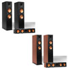 Klipsch RP-280F Package w/ RP-450C Center Channel Speaker