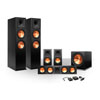 Klipsch 5.1 RP-260 Package w/ R-112SW Subwoofer & FREE Wireless Kit
