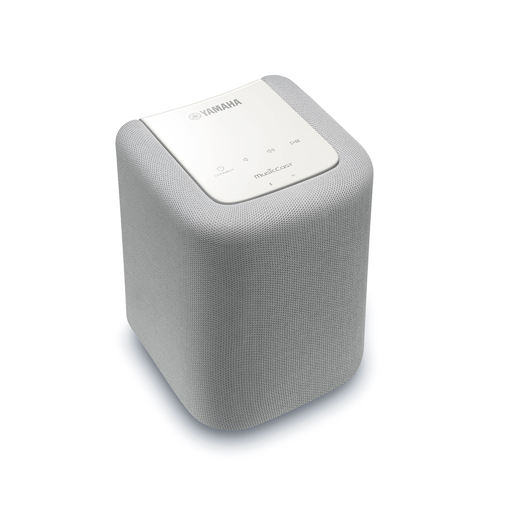 Yamaha WX-010WH White MusicCast Wireless Speaker