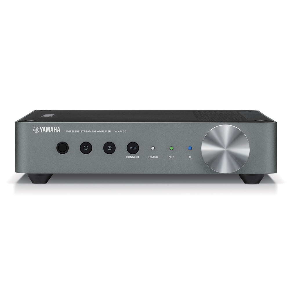 Yamaha WXA-50BL Black MusicCast Wireless Streaming Amplifier