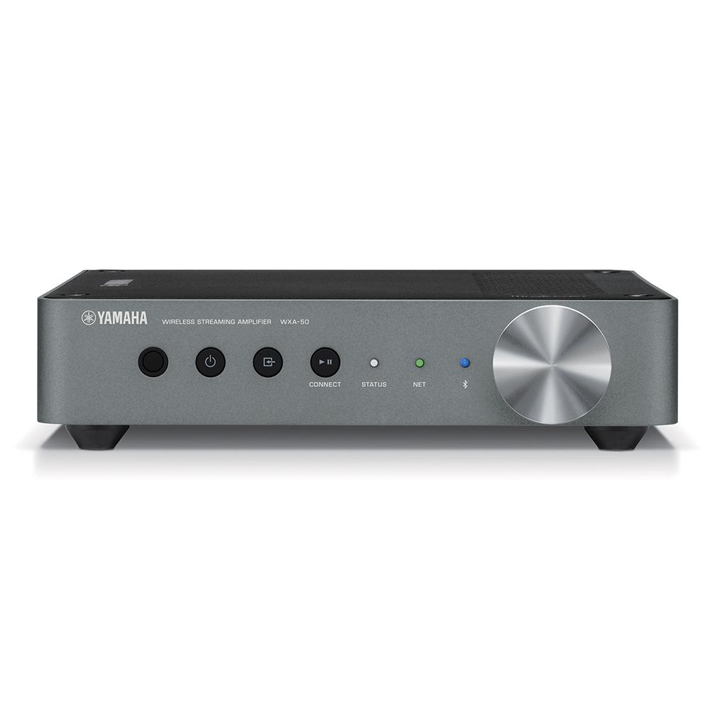 Yamaha WXA-50BL Black MusicCast Wireless Streaming Amplifier