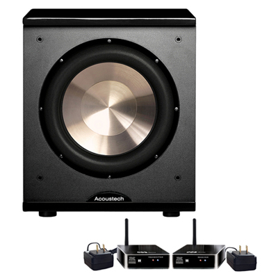 BIC Acoustech Platinum Series PL-200 Wireless Subwoofer