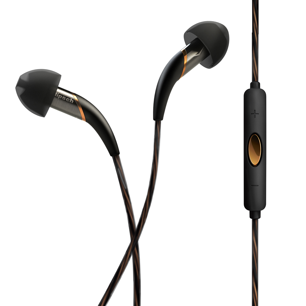 Klipsch X12i Black In-Ear Headphone