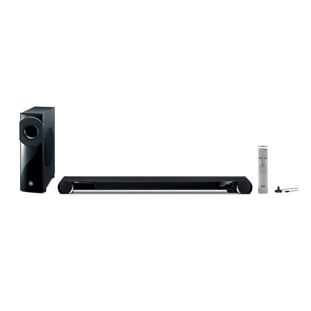 Yamaha YSP-4300BL Black Sound Bar with Wireless Subwoofer