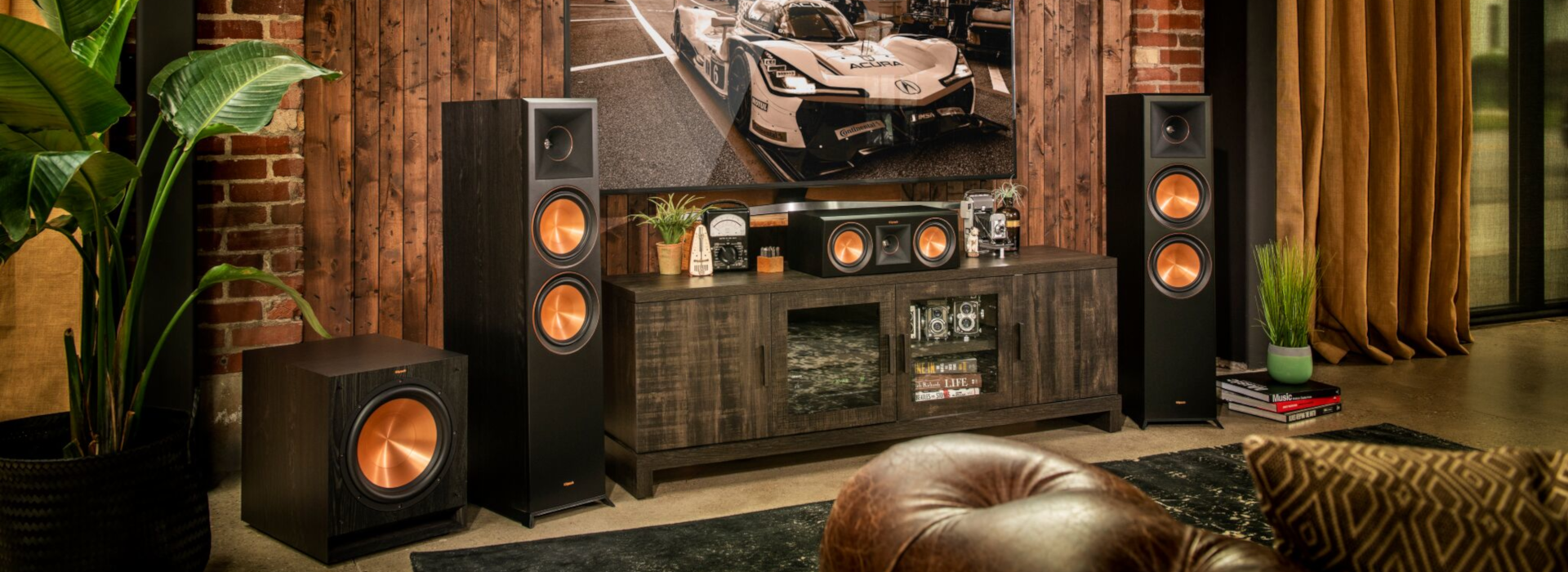 New Klipsch Reference Premier Speakers NOW IN STOCK AND READY TO SHIP!