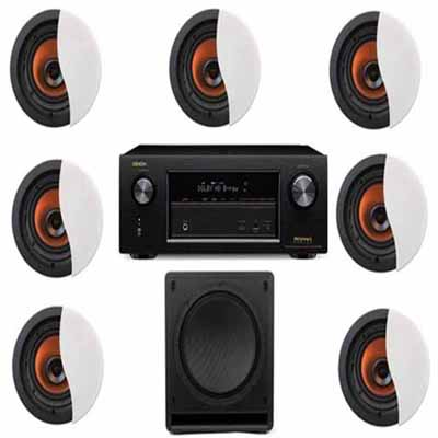 Klipsch CDT-3650-CII In-Ceiling System #26
