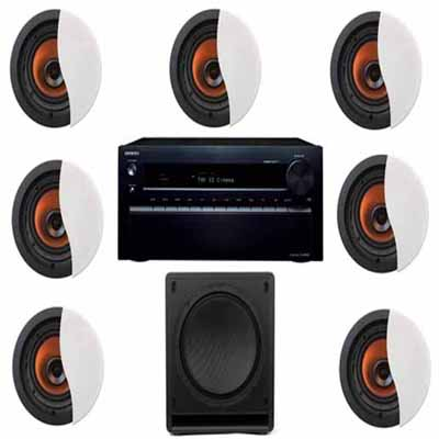 Klipsch CDT-3650-CII In-Ceiling System #25