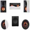 Klipsch R-3650-WII In-Wall System #32