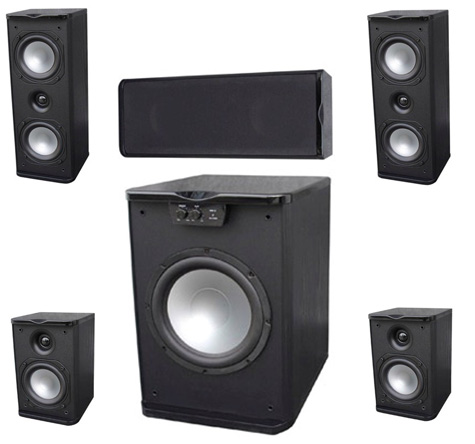 Premier Acoustic - Monitor 4.2 Home Theater System