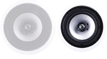 Premier Acoustic PA-6.5C In Ceiling Speaker-Pair