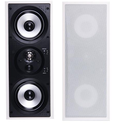 Premier Acoustic PA-626 In Wall 3 way Speaker-EACH