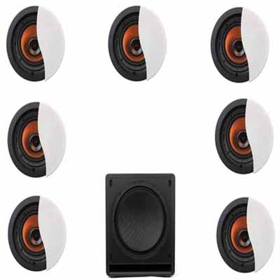 Klipsch CDT-3650-CII In-Ceiling System #44