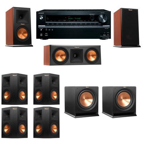 Klipsch RP-160M-E Monitor Speaker