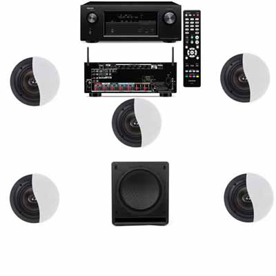 Klipsch CDT-2650II In-Ceiling System #32