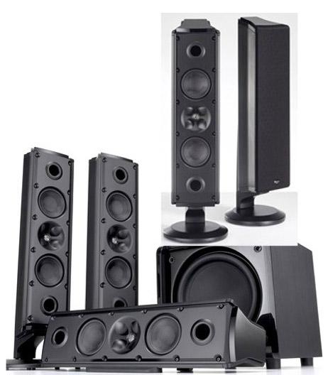 Klipsch XL-23 speakers ($500 retail each)